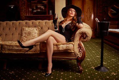 Lorene Moore - Escort From Columbia SC