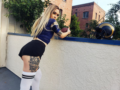 Angelique Inked - Escort From Columbia MO