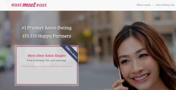 Screenshot van EastMeetEast